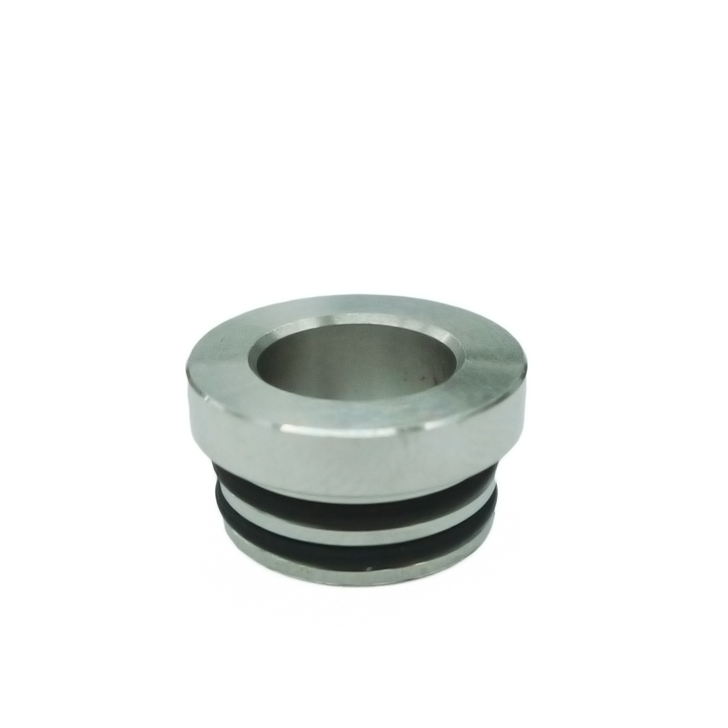 Adapter - Drip Tip von 801 zu 510 in steel