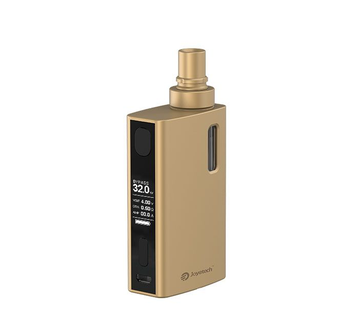 Joyetech eGrip II in gold