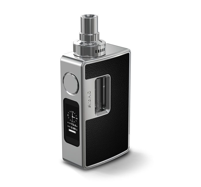 Joyetech eVic AIO VT Kit, in steel
