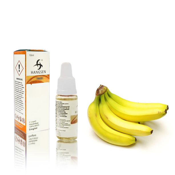 Hangsen Liquid Banane 10 ml