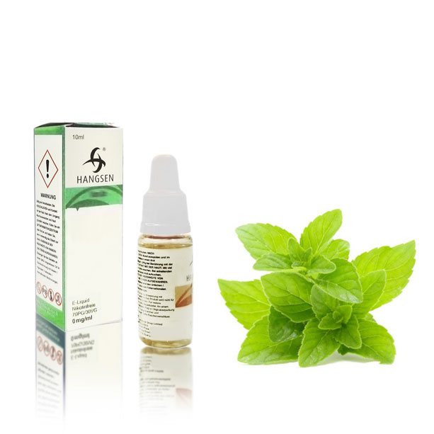 Hangsen Liquid Grüne Minze 10 ml