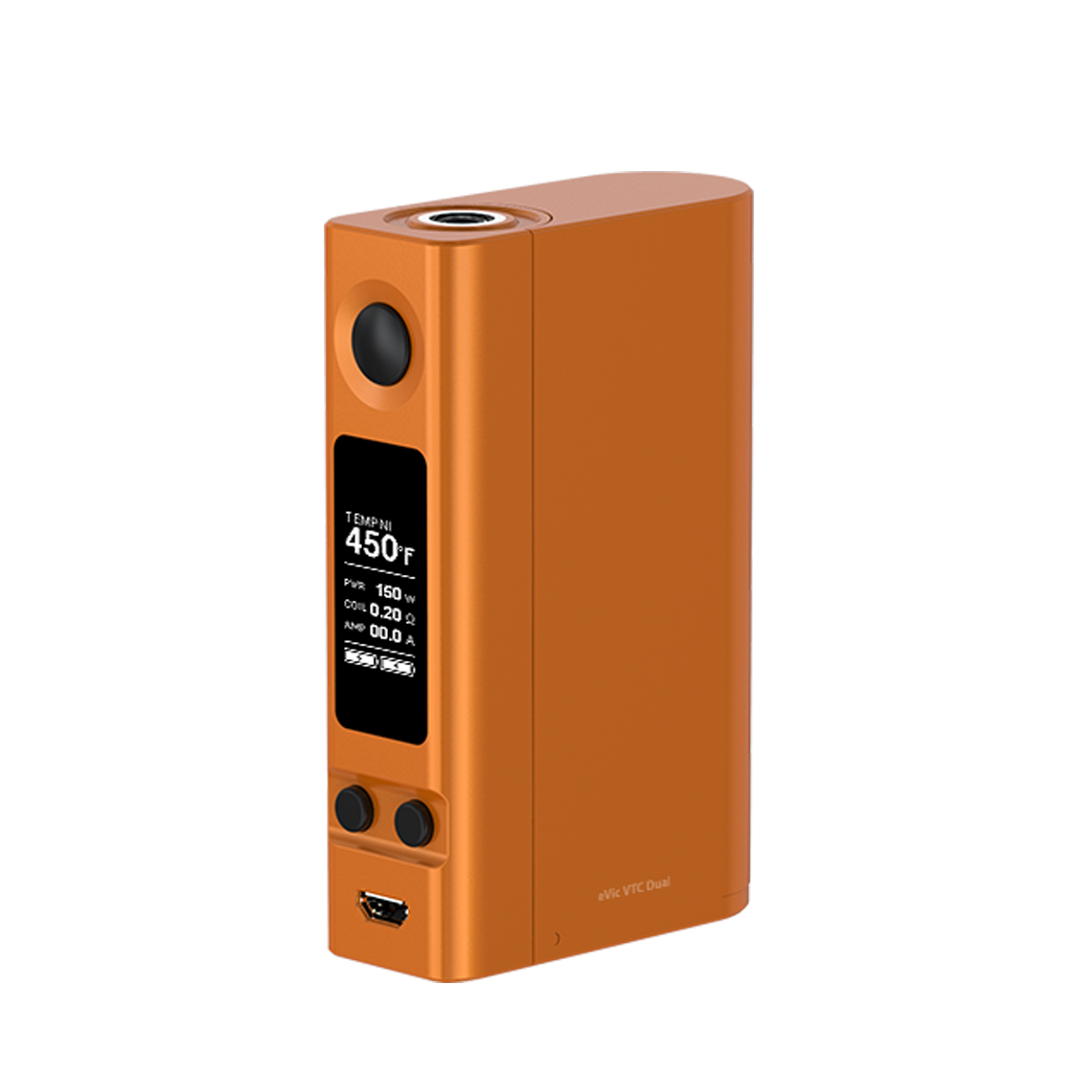 Joyetech eVic VTC Dual in Orange